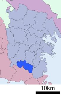 横浜市18区紹介(栄区)(横浜・警備)