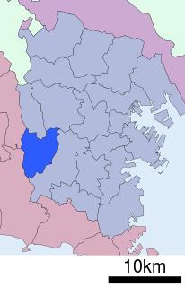 横浜市18区紹介(泉区) (横浜・警備)